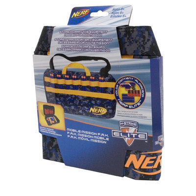 Perpetual Play Nerf Elite Soft Transport Case