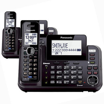 Panasonic KX-TG9541B (2 Pack) 1 Handset Cordless Phone