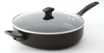 Meyer Corporation Us-farberware Division Farberware 5-qt. Dishwasher Safe Nonstick Black Covered Jumbo Cooker