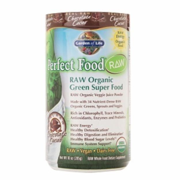 Garden of Life RAW Organic Green Super Food
