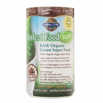 Garden of Life RAW Organic Green Super Food