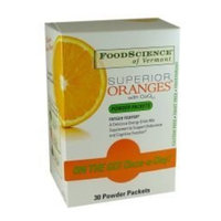 Food Science Superior Oranges Foodscience Laboratories 30 Packet