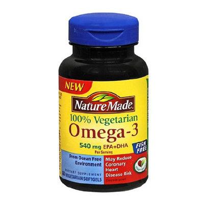 Nature Made Vegetarian Omega-3 540 mg EPA+DHA