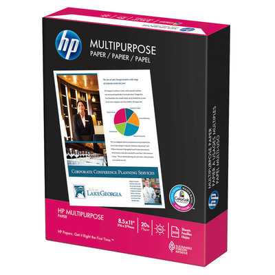 HP HPM1120 Multipurpose Paper - 500 sht/Letter/8.5 x 11 in