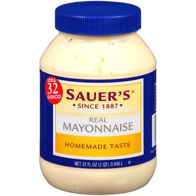 Sauer's Real Mayonnaise, 32 fl oz