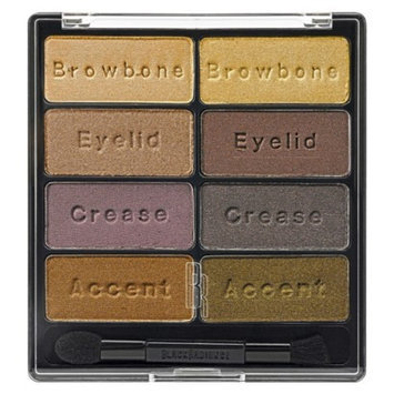 Black Radiance Eye Appeal Shadow Collection - Downtown Browns