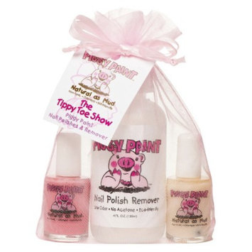 Rockhouse Industries, Inc Piggy Paint The Tippy Toe Show Non-Toxic Nail Polish and Polish