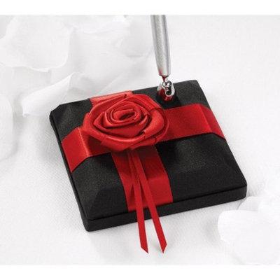 Hortense B. Hewitt Midnight Rose Pen Set - Black