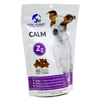Calm Soft Chews Vital Planet 45 Chewable