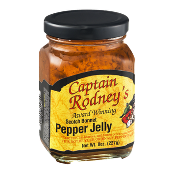 Captain Rodney's Scotch Bonnet Pepper Jelly