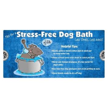 RPM International, Inc. Drymate Bath Mat for Dogs - Blue (Large)