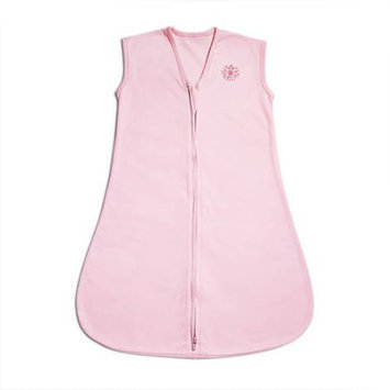 Breathable Baby Dahlia Applique Wearable Blanket - Baby Girl (Pink)