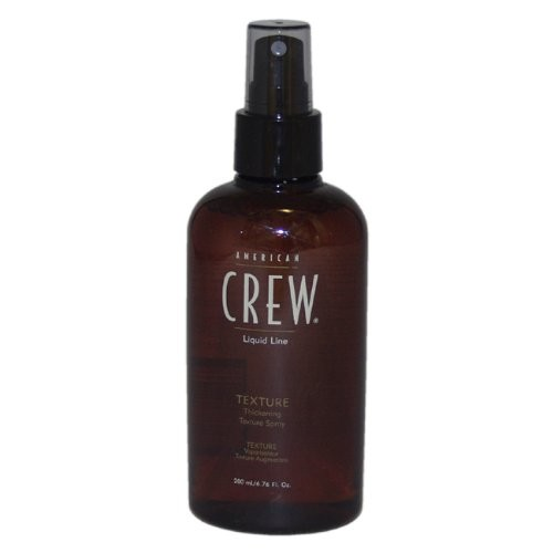 Thickening Texture Spray by American Crew for Men - 6.76 Ounce Hair Spray