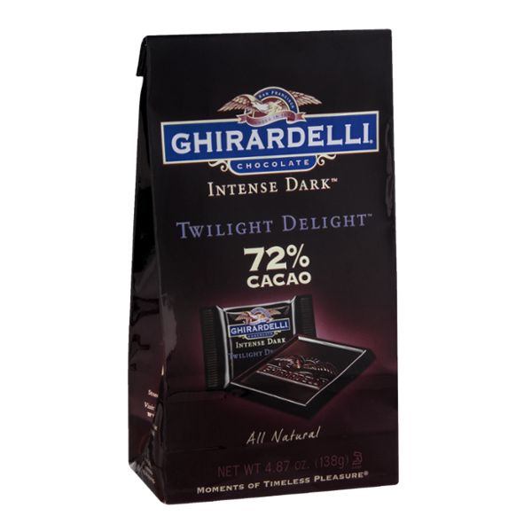 Ghirardelli Chocolate Intense Dark Twilight Delight