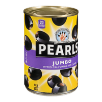 Musco Family Olive Co. Pearls Jumbo Pitted California Ripe Olives