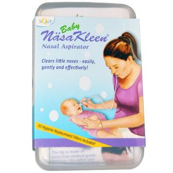 saline SQUIP Baby NasaKleen Replacement Filters (Case of 40)