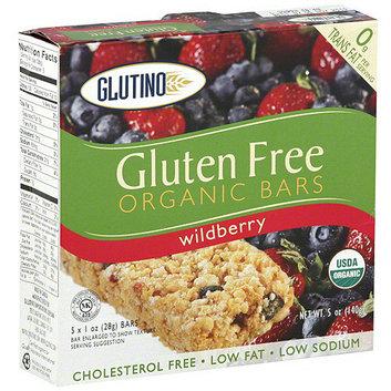 Glutino Gluten Free Organic Wildberry Bars