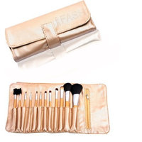 FASH Limited FASH Professional makeup Brush Set,12 pc, For Eye Shadow, Blush, Eyeliner,eyebrow....