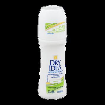 Dry Idea Advanced Dry Roll-On Antiperspirant & Deodorant Fresh
