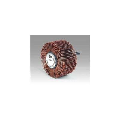 3M Abrasive 405-051144-80763 Flap Wheel Orange, 2 x 1 x 1. 25 inch 10 Each Per Carton