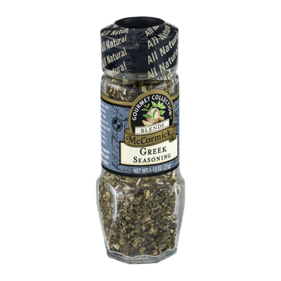 McCormick Gourmet Collection Blends Greek Seasoning