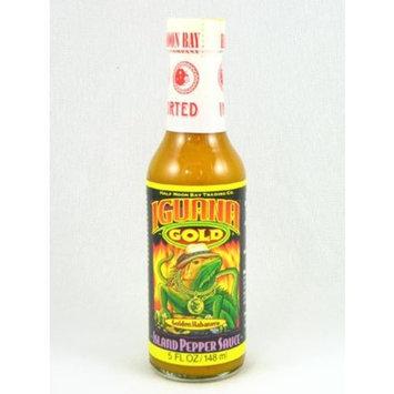 Iguana Gold Island Pepper Sauce (Pack of 12)