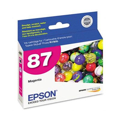 Epson UltraChrome Hi-Gloss 2 Pigment Magenta Ink Cartridge
