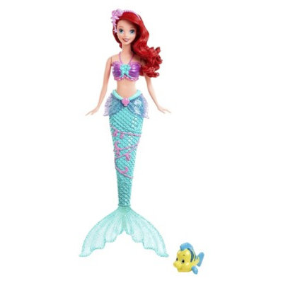 Disney Princess Water Show Ariel Doll