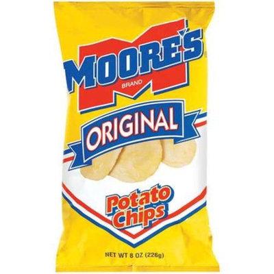Moore's: Original Potato Chips, 8 Oz