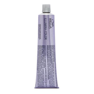 Wella Illumina Permanent Creme Hair Color 4- Medium Brown-Pure