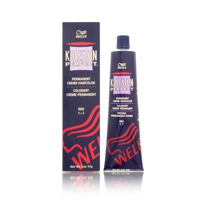 Wella Koleston Creme Haircolor 1+1 7/45 Warm Burgundy Red