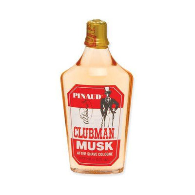 Pinaud Clubman Clubman Pinaud Musk After Shave Cologne 6.0 oz