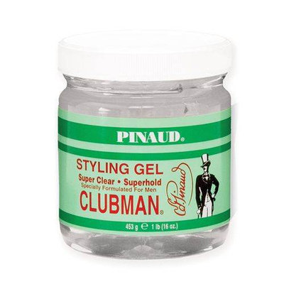 Clubman Pinaud Styling Gel Extreme Hold 16.0 oz