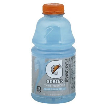 Gatorade Frost Glacier Freeze Sports Drink 32 oz