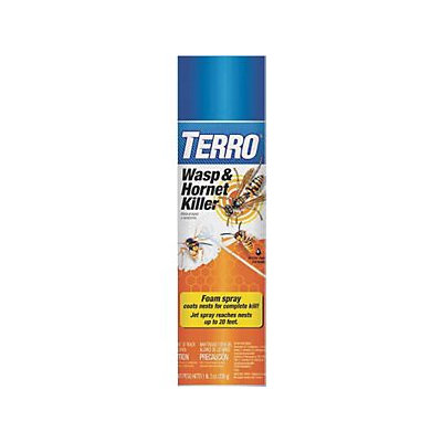 Woodstream T3300-6 Terro Wasp & Hornet Spray 19 Ounce