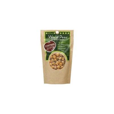 World Peas Peas, Texas Bbq, 5. 3 Oz, Pack Of 6