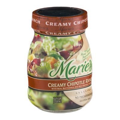 Marie's Dressing Creamy Chipotle Ranch