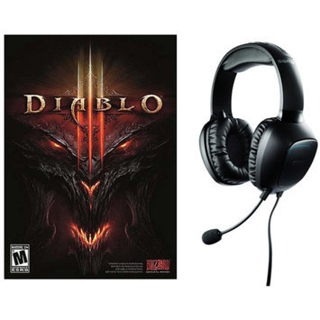 Your Choice Creative Labs Sound Blaster Tactic3D Headset & Diablo III Game