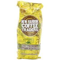 New Harbor Coffee Traders Harbor Coffee Traders 100% Premium Arabica Ground Coffee, 16 Ounce Packages (Pack of 4)