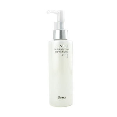 Kanebo Sensai Silky Purifying Cleansing Oil (Step 1) 150ml/5.1oz