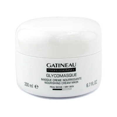 Gatineau Nutriactive Glycomasque Nourishing Cream Mask - Dry Skin Salon Size - 200ml-6.7oz