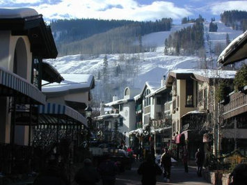 Vail, Colorado Ski Resort