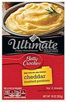 Betty Crocker™ Ultimate Cheddar Mashed Potatoes