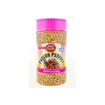 Betty Crocker™ Parlor Perfect Ice Cream Toppings Praline Crunch Sprinkles