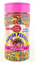 Betty Crocker™ Parlor Perfect Confetti Sprinkles Ice Cream Toppings