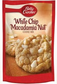 Betty Crocker™ Walnut Chip Macadamia Nut Cookie Mix