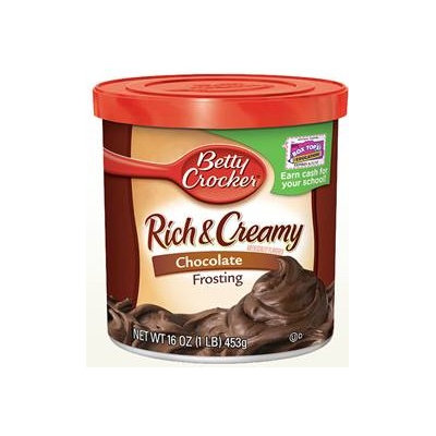 Betty Crocker™ Chocolate Rich & Creamy Frosting