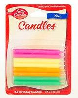 Betty Crocker™ Neon Birthday Candles