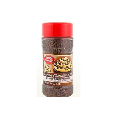 Betty Crocker™ Decadent Supreme Sprinkles German Chocolate
