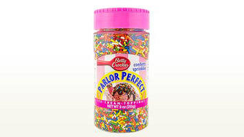 Betty Crocker Brand Parlor Perfect Rnbw Sprinkle